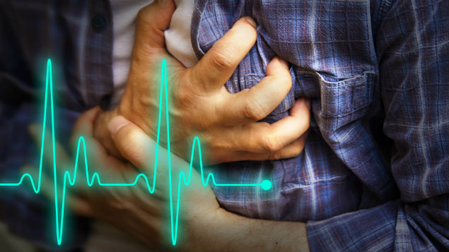 Cardiovascular health screening can identify threats and lead employees to change to healthier lifestyles