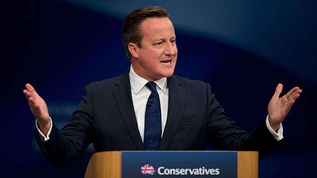 david cameron announces blind cv equality initiative