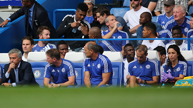 Demotion: Chelsea FC's doctor Eva Carneiro's role has left the club. BPI/REX