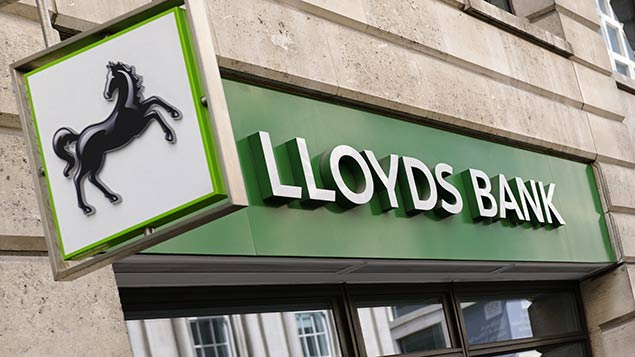Lloyds Banking Group is an accredited Living Wage employer. Photo: Simon Belcher / Image Broker / REX Shutterstock