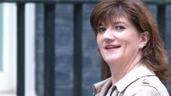 Women and equalities minister Nicky Morgan. Photo: Mark Thomas/REX Shutterstock