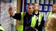 Teams are empowered to solve problems and improve processes at Unipart.