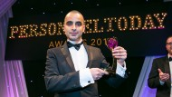 Kessar Kalim won HR Business of the Year before being made Overall Winner of the Personnel Today Awards