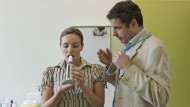 Spirometry can form part of health surveillance for work-aggravated asthma, together with a respiratory questionnaire