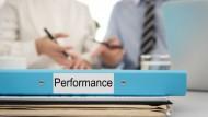 managing poor performance