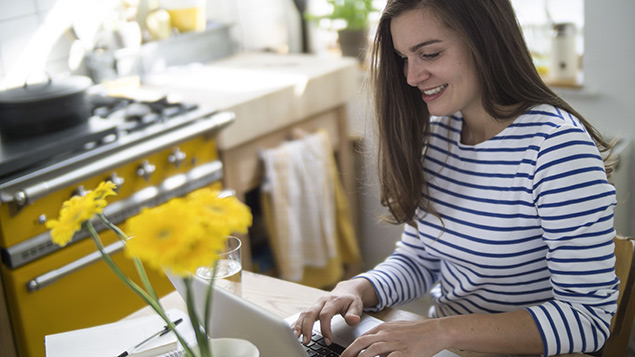 Flexible working from day one could help reduce the gender pay gap, say MPs. Photo: WestEnd61/REX/Shutterstock