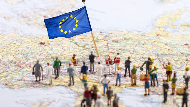 Would free movement be limited? Photo: Shutterstock/gopixa
