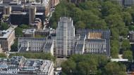 The University of London's Senate House