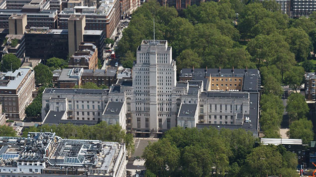 The University of London's Senate House
