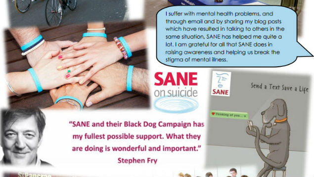 Published to support the Free Your Mind California cycle ride in support of the Black Dog campaign on mental health.