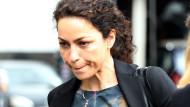 Eva Carneiro arrives at Croydon Employment Tribunal earlier today. Photo: Beretta/Sims/REX/Shutterstock