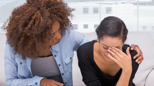 Feeling valued and supported by a manager can help individuals manage mental health problems.