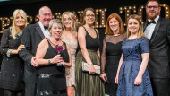 Savills excelled in its change management programme to take top prize