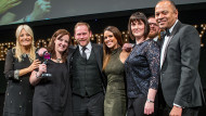 Odeon and UCI Cinemas celebrate winning HR Team of the Year