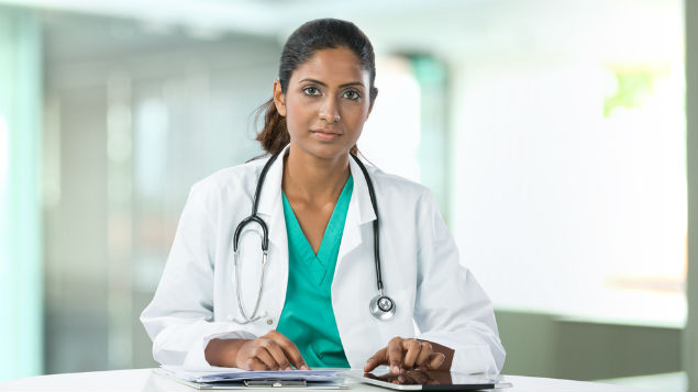 stressed primary care workers