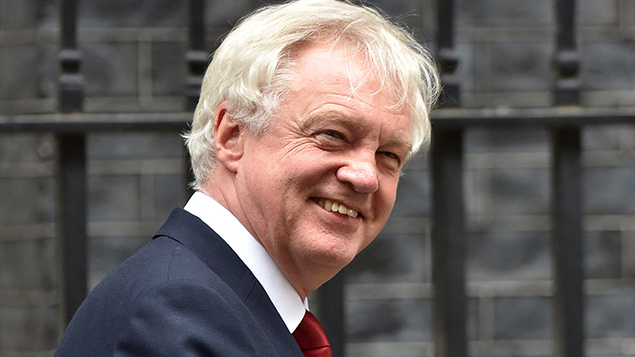 "Brexit secretary David Davis described Labour's questions as a ""stunt"""
