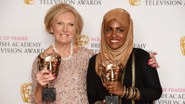 Restrictive covenants are useful for businesses where the value is in their people.   For example, what is the Great British Bake Off (other than a tent) without  Mary Berry (pictured above with winning contestant Nadiya Hussain)? Photo: David Fisher/REX/Shutterstock