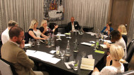 Personnel Today's recent round table highlighted just how complex flexible working can be. Photo: Aidan Gray
