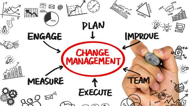 occcupational health research change managemetnt