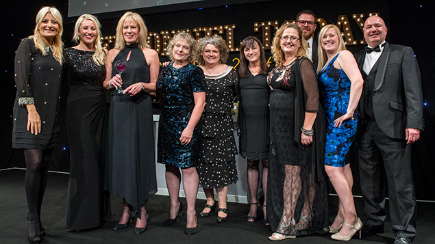 thurrock council triumphs with 2016 award for employee. Black Bedroom Furniture Sets. Home Design Ideas