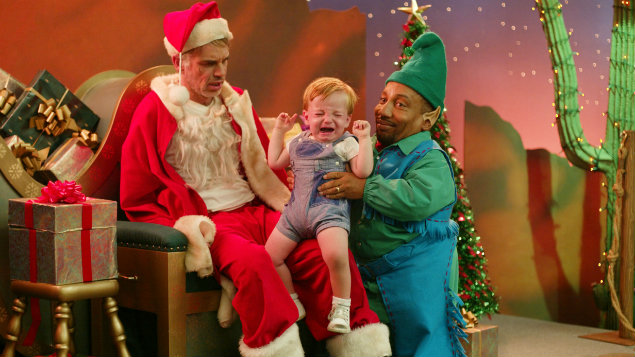"The workplace behaviour of ""Bad Santa"" over the Christmas period left a lot to be desiredTracy Bennett / Dimension Films / REX / Shutterstock"