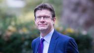 Business secretary Greg Clark unveiled the proposed measures Mark Thomas/REX/Shutterstock