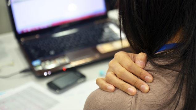 risks of sedentary work