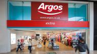 Wincanton drivers deliver goods to Argos storesTerry Harris/REX/Shutterstock
