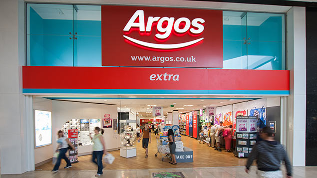 Wincanton drivers deliver goods to Argos storesTerry Harris/REX/Shutterstock