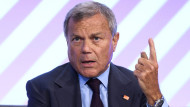 Sir Martin Sorrell of WPP was the top-earning FTSE 100 CEO in 2015 and 2014Ray Tang/LNP/REX/Shutterstock