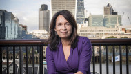"""""""The time for talk on race in the workplace is over, it's time to act"""" – Baroness McGregor-SmithREX/Shutterstock"""