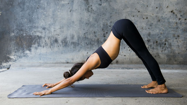 Yoga/occupational health research