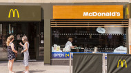 McDonald's is giving its workers on zero-hours contracts the option to have fixed guaranteed hoursPhotofusion/REX/Shutterstock