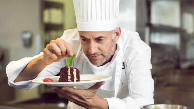 Almost 80% of chefs surveyed said that they have had an accident or near miss at work that due to fatigue