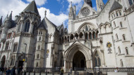 Royal Courts of Justice. Photo: REX/Shutterstock.