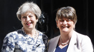 Theresa May must demonstrate collaborative leadership in her dealings with the DUPTolga Akmen/LNP/REX/Shutterstock