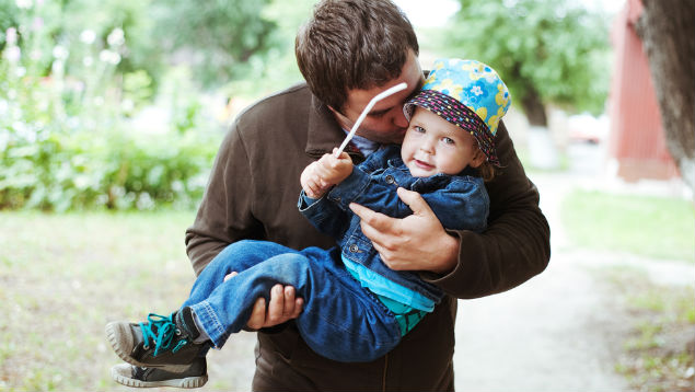 fathers' rights at work