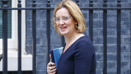 Home secretary Amber RuddTolga Akmen/LNP/REX/Shutterstock