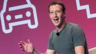 Organisations should build competencies similar to those of Facebook's Mark Zuckerberg, rather than Don DraperDavid Rodriguez Rico/SIPA/REX/Shutterstock