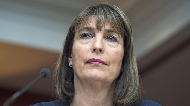 Companies with female CEOs, such as EasyJet's Dame Carolyn McCall, were more likely to promote women to executive director positionsIsopix/REX/Shutterstock