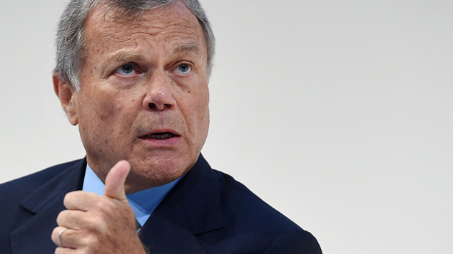 WPP chief executive Sir Martin Sorrell earned £48.1 million last year.Andy Rain / Epa/REX/Shutterstock