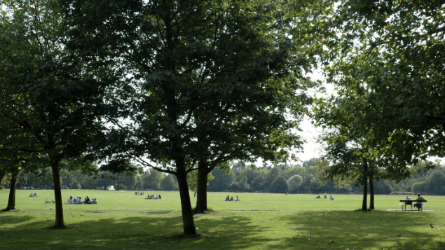 Wandsworth Common. Photo: Ben Rowe/REX/Shutterstock.