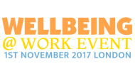 Wellbeing @ Work Event