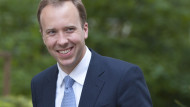 Minister for digital Matthew Hancock says the Bill is designed to support businesses in their use of dataWill Oliver/Epa/REX/Shutterstock