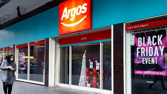 Argos was fined £800,000 for underpaying employees Dinendra Haria/REX/Shutterstock