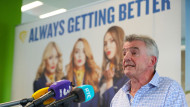 "Ryanair boss Michael O'Leary admitted the cancellation of flights due to pilot holidays is ""a mess""Niall Carson/PA Wire/PA Images"