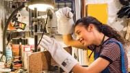 Degree-level apprenticeships have grown by around 50%, according to the ISEVOISIN/PHANIE/REX/Shutterstock