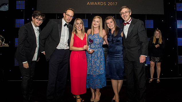 Personnel Today Awards: Employment Law Firm of the Year