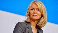 Esther McVey chaired the REC's Future of Jobs commissionBruce Adams/Associated Newspapers/REX/Shutterstock