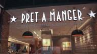 Pret a Manger runs a programme to employ ex-offendersDinendra Haria/REX/Shutterstock